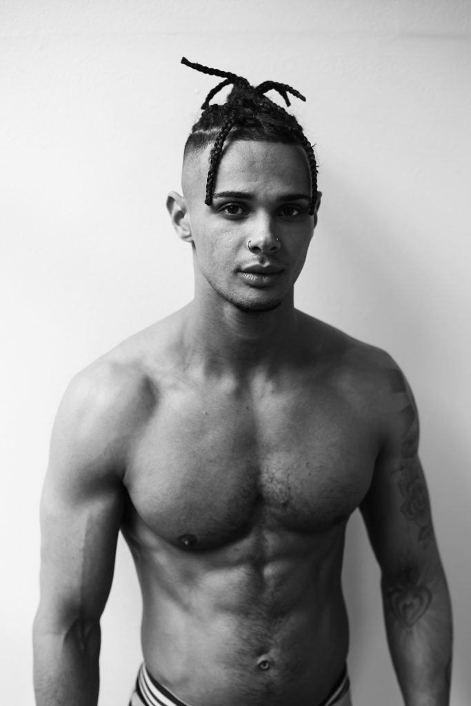 Lewis joins PHA | Male Models at PHA Agency Manchester